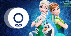 Copie o Disney Frozen DVD
