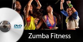 DVD de Zumba Fitness