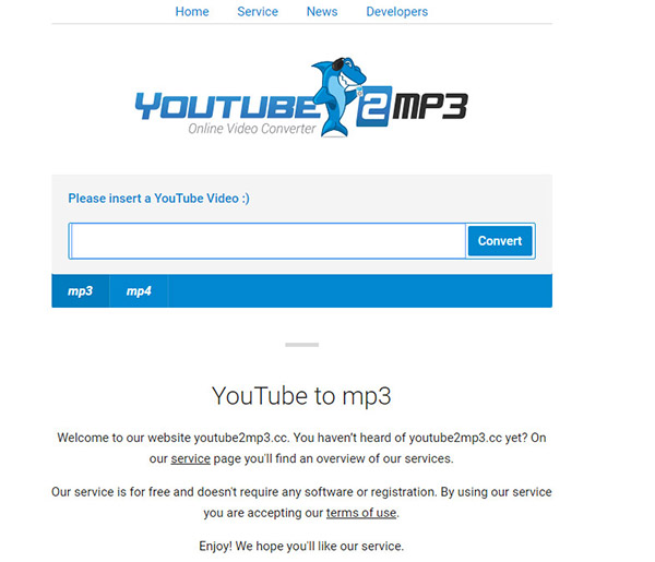 Youtube to mp3 - download YouTube mp3 online