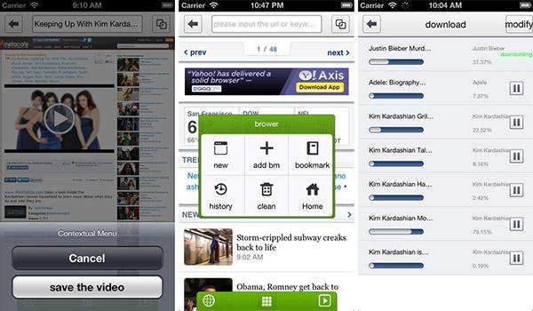 best youtube video download app ipad
