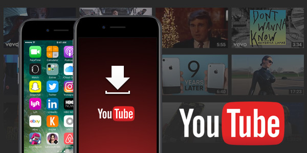 YouTube iPhone