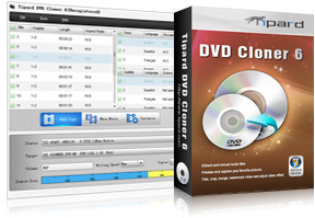 DVD Cloner Screen