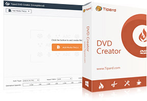 DVD Creator box and screen
