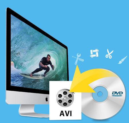 Tipard DVD to AVI Converter per Mac