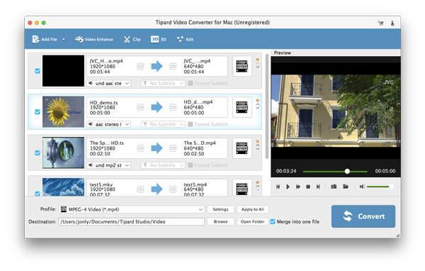 video konvertering