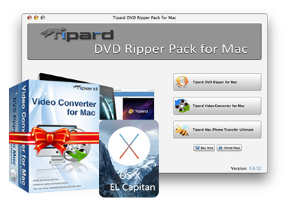 Mac DVD Ripper Pack