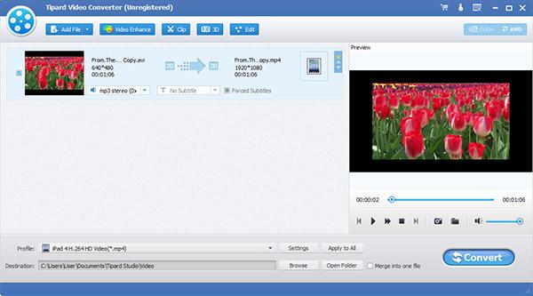 تحويل الفيديو