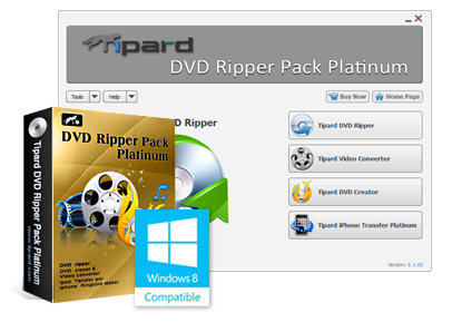 DVD ripping pack