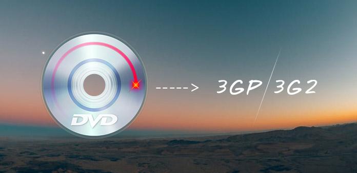 Konverter DVD til 3GP 3G2