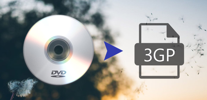 Convert DVD to 3GP