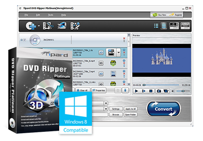 DVD ripping software