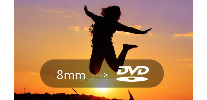8mm Video na DVD