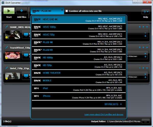 DivX-software