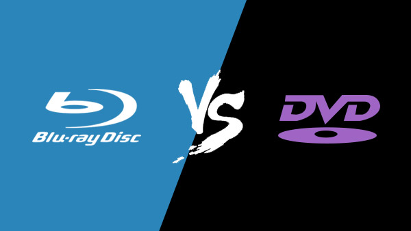 Diferencias y similitudes entre Blu-ray y DVD