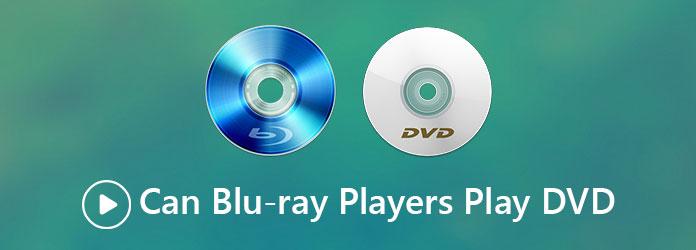 Czy odtwarzacze Blu-ray mogą odtwarzać DVD