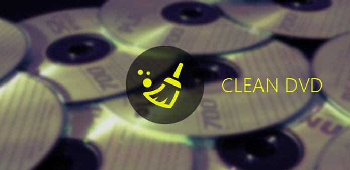DVD'yi temizle
