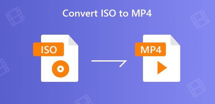 Az iSO konvertálása MP4-re