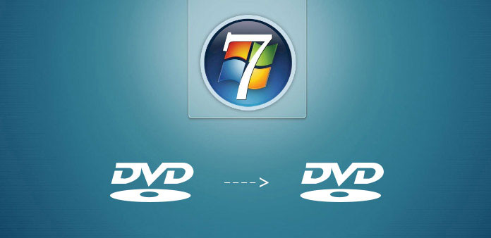 Copier un DVD dans Windows 7