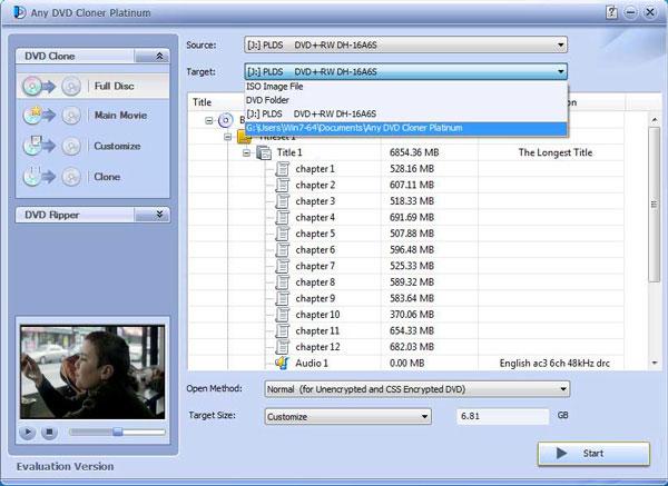 Enhver DVD Clone