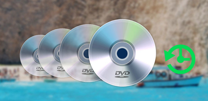 Software de respaldo de DVD