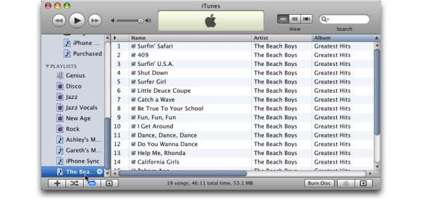 iTunesの