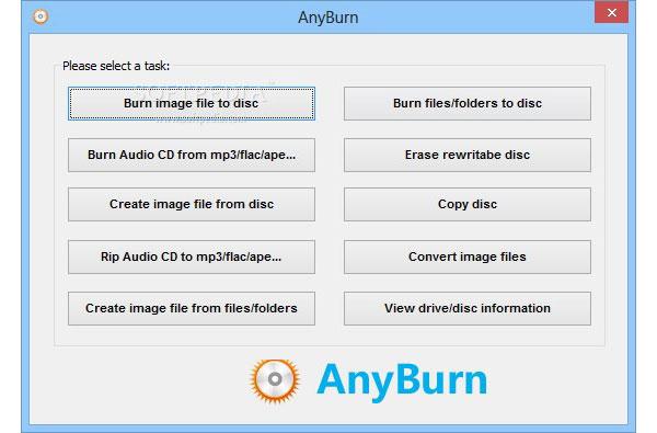 AnyBurn 2.9