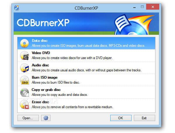 CDBurnerXP 4.5.6