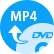 MP4 a DVD-re