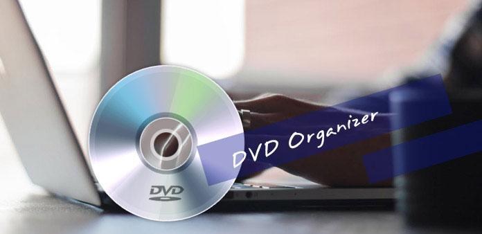 منظم DVD