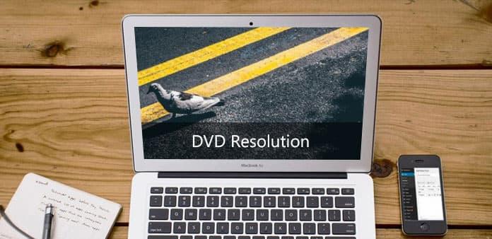 Résolution DVD