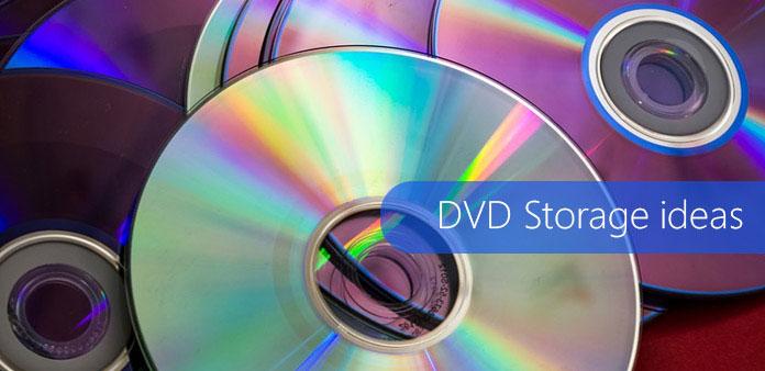 DVD Lagringsideer