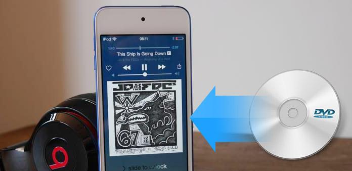 Convertir un DVD en iPod