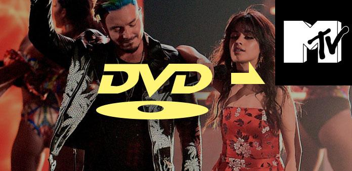 Converteer DVD naar MTV