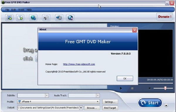 GMT DVD Maker