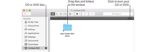 Burn Hi8 DVD: lle Mac OS: llä ilmaiseksi