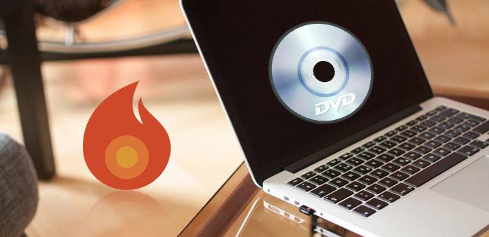 Mac OS XでDVDを焼く