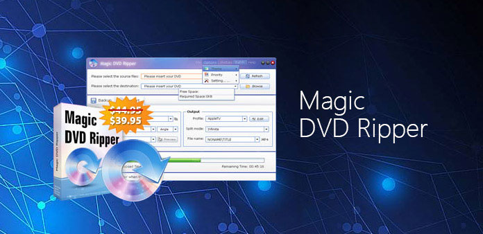 Magic DVD Ripper gjennomgang og beste alternativer