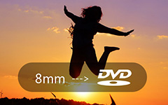 8mm Video naar DVD