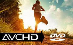 Konverter AVCHD / MTS / M2TS til DVD