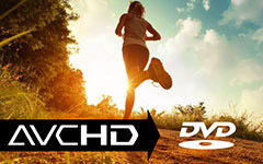 AVCHD / MTS / M2TS konvertálása DVD-re