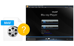 Blu-ray Player as Free M4V Player