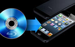 Konvertera Blu-ray-filmer till iPhone 5