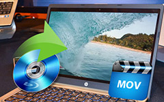 Blu-ray-film till MOV-format