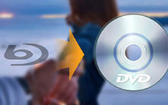Convertir Bluray en DVD