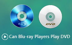 هل يمكن لمشغلات Blu-ray تشغيل DVD
