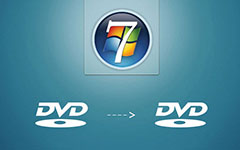 Windows 7'te bir DVD kopyalama
