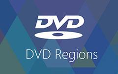 DVD-regio's