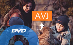 DVD-disk / film til AVI