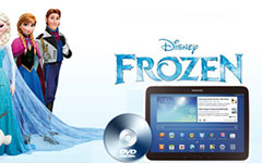 Kopiera Disney Frozen DVD