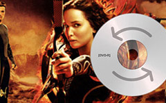 Rip Hunger Games DVD
